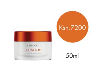 Energizing Emulsion Combination to Oily Skin